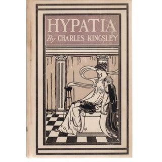 """Hypatia"" Edwardian Book"