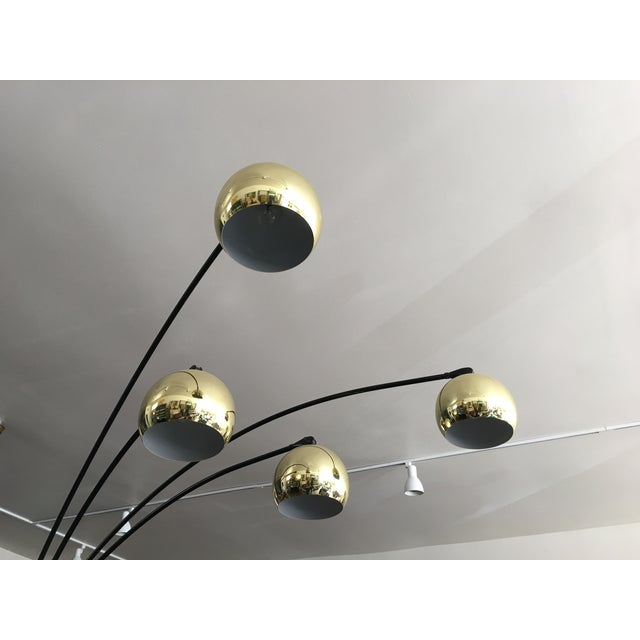 Mid Century Modern Arc Lamp - Image 5 of 8