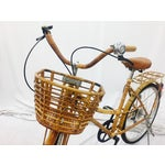 Image of Vintage Bamboo Bicycle - Full Size