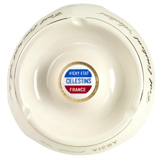 Vintage French Vichy Ashtray