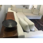Image of Vioski Shea Sectional With Walnut Console