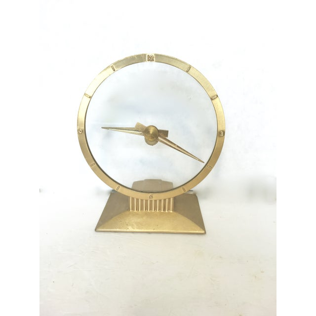 Mid-Century Art Deco Clock - Image 3 of 4