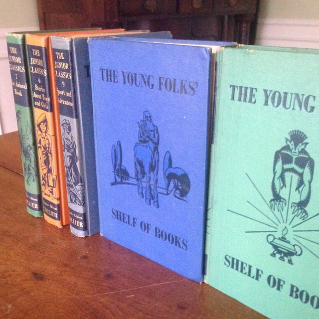 Mid-Century Children's Book Collection - Set of 5 - Image 11 of 11