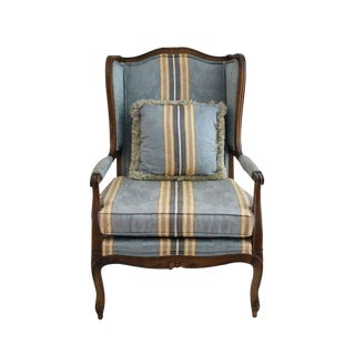 Louis XV Wingback Chair