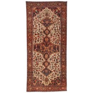 Antique Persian Lori Carpet