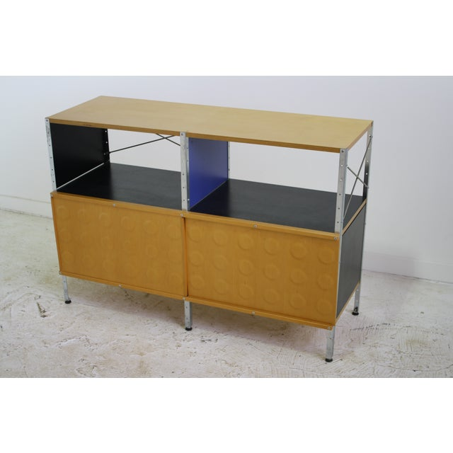 Eames Herman Miller Storage Unit 2x2 - 19 Avail. - Image 4 of 8