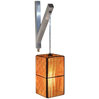 Luxfer Prism Tile Wall Pendant