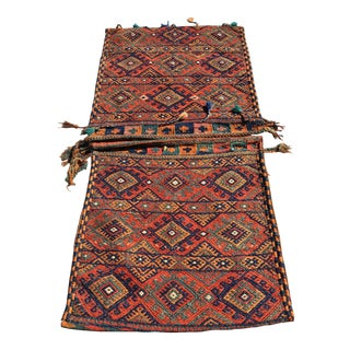 Antique Turkish Saddle Bag