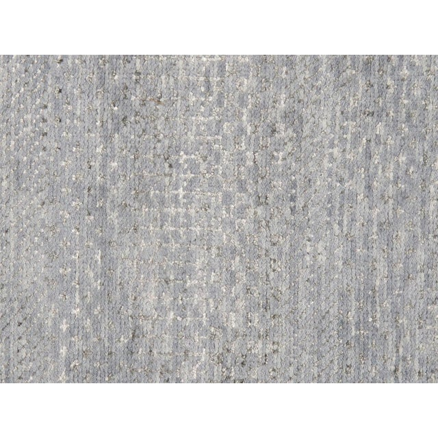 "Pasargad Transitional Silk & Wool Rug- 8' 8"" X 11'10"" - Image 2 of 3"