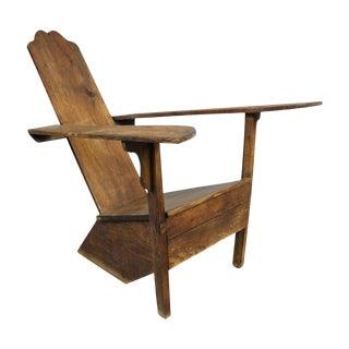 Adirondack Chair, 1860