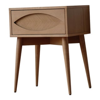 West Elm Mid-Century Oak Nightstand