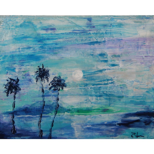 """Languid Evening"" Painting - Celeste Plowden - Image 1 of 2"