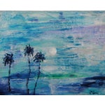 "Image of ""Languid Evening"" Painting - Celeste Plowden"