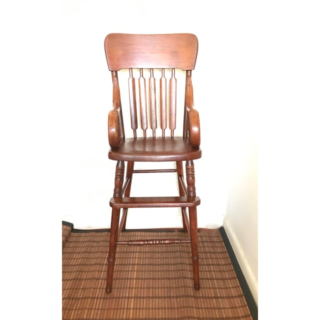Antique Bentwood Child S High Chair Chairish - Antique Bentwood High Chair  - Best 2000+ - Antique Bentwood High Chair Antique Furniture