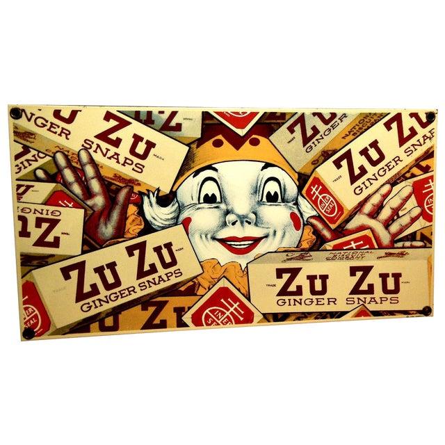 Image of Zu Zu Porcelain Advertisement by Nabisco, 1990