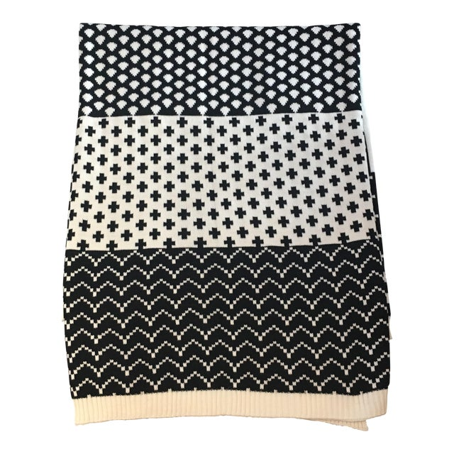 Woven Chilean Wool Blanket - Image 1 of 4