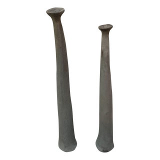 Robert Cannon Hoodoo Cement Stacks - Set of 5