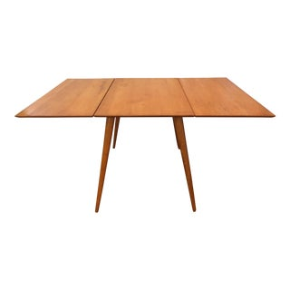 Paul McCobb Planner Group Drop Leaf Dining Table
