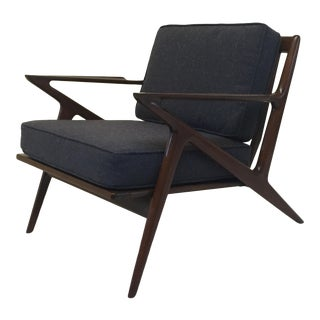 Poul Jensen for Selig Z Lounge Chair