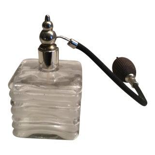 Art Deco Perfume Atomizer