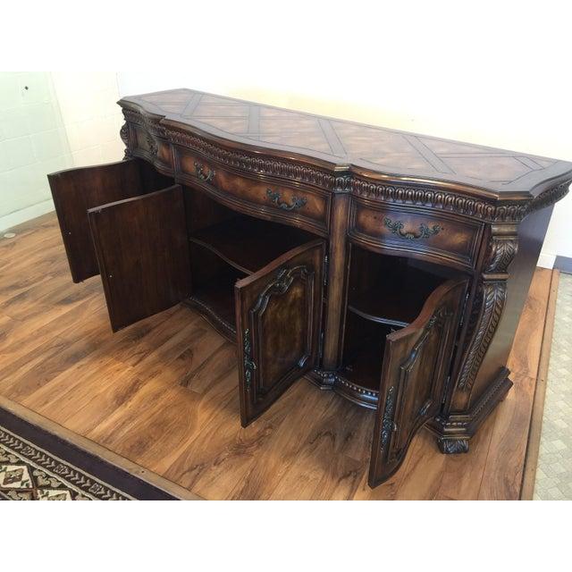Hooker Furniture High End Sideboard Buffet Chairish