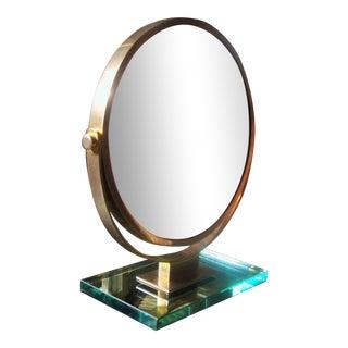 Bullocks Wilshire Department Store Cosmetic Mirror