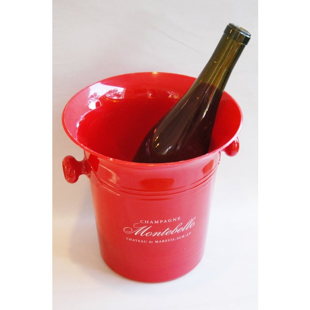 Vintage French Montebello Ice Bucket - Image 7 of 7