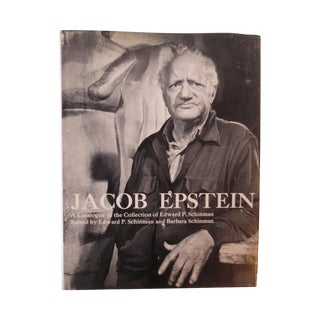 Jacob Epstein:the Collection of Edward P. Schinman