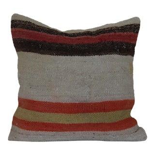 Antique Kilim Rug Pillowcase