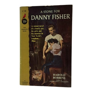 A Stone for Danny Fisher, Harold Robbins 1953