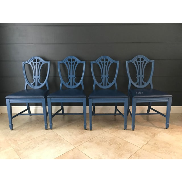 Chippendale Style Dining Chairs - Set of 6 - Image 4 of 6