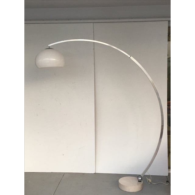1970s Arco Lamp by Guzzini - Image 4 of 7