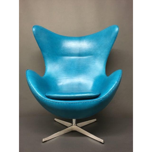 Fritz Hansen Arne Jacobsen Egg Chair - Image 2 of 7