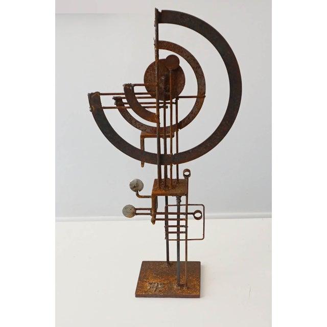 Frank Cota Brutalist Sculpture - Image 3 of 7