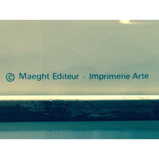 Image of Vintage Poster - Galerie Maeght Paris