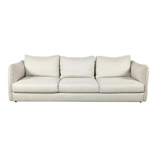 Modern Cloth Upholstered Sofa