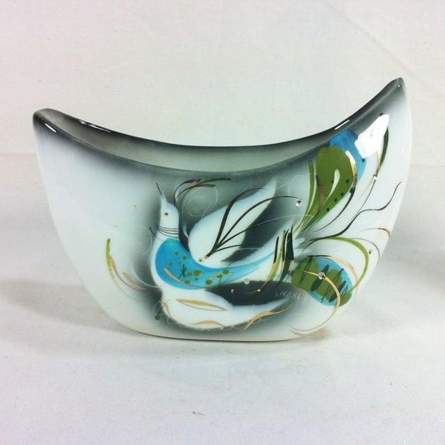 Image of Sascha Brastoff Vintage Ceramic Planter