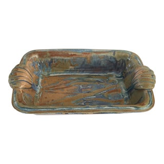 Studio Pottery Baking or Serving Tray