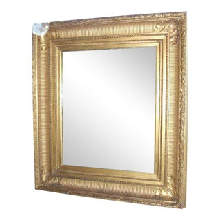 French Empire Mirror