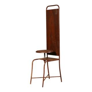 Original, Vintage Adjustable Medical Stool or Chair