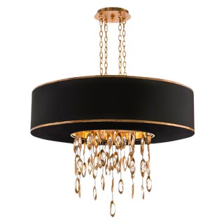 John-Richard Black Tie Chandelier