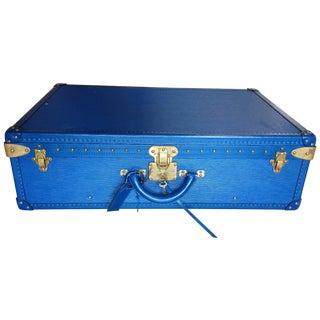 Louis Vuitton Blue Epi Suitcase