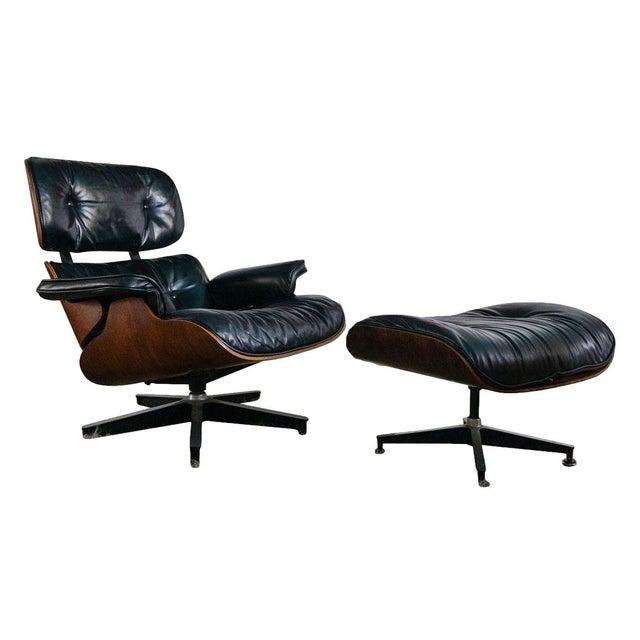 Original Herman Miller Eames 670 Lounge Chair Chairish