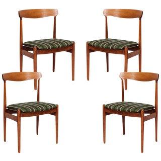 Set of 4 Danish Dining Chairs
