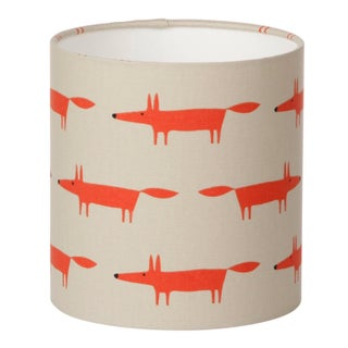 Scion Mr. Fox Table Lampshade