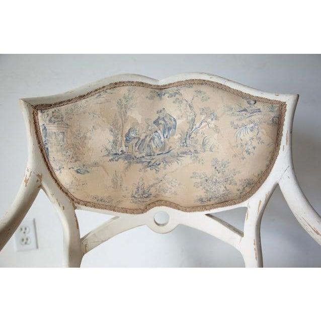 Antique louis xvi style chaise chairish for Chaise style louis xvi moderne