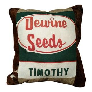 Gambrell Renard Seeds Pillow