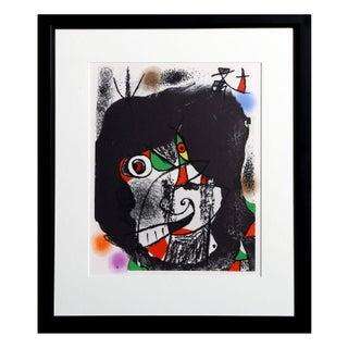 Joan Miro - Les Revolutions Sceniques Litho