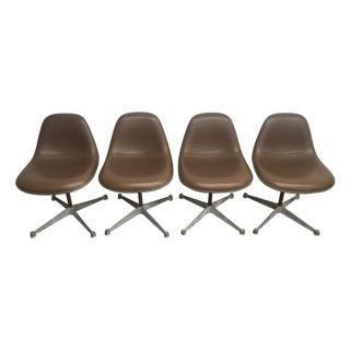 Herman Miller Swivel Chairs - Set of 4