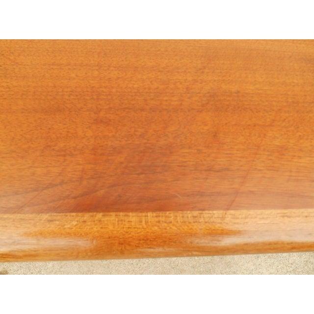 Lane Mid Century Surfboard Coffee Table